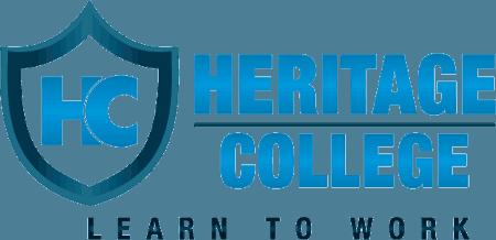 Heritage College transparent logo