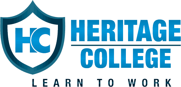 Heritage College transparent logo